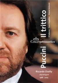 Puccini, Il Trittico