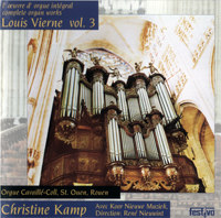 Louis Vierne Vol. 3