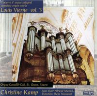 Louis Vierne Vol. 3