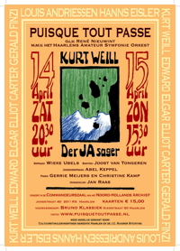 Concerten 14/15-04-2013