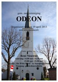Concert 19-04-2013